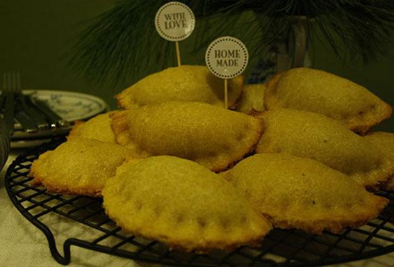 Willkommen zum »Salty Sunday«… Empanadas