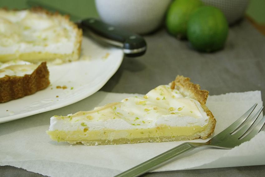 Sonnenschein auf dem Tisch… Key Lime Pie
