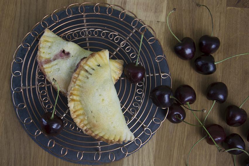 Cherry cherry lady… Handpies mit Kirschfüllung