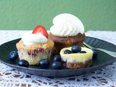 #NYCBlogparade… dreierlei Cupcakes à la New York
