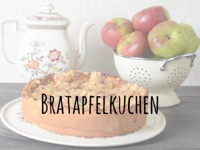 {Gastbeitrag} Bratapfelkuchen