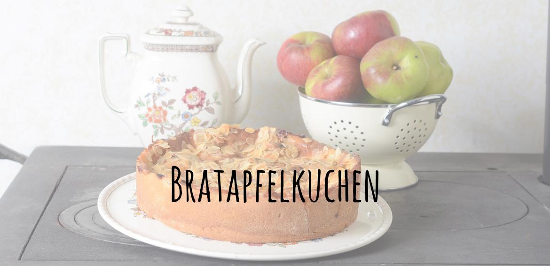 Unter dem Pflaumenbaum, Gastbeitrag, Backschwestern, Bratapfelkuchen