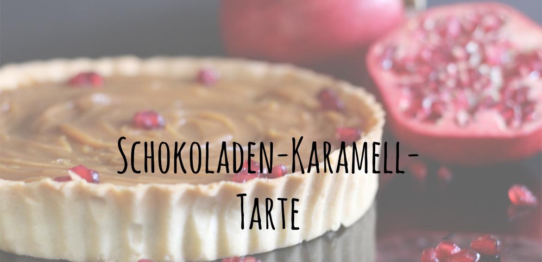Schokoladen-Karamell-Tarte, Gastbeitrag, Mo'Beads, Unter dem Pflaumenbaum, Backblog