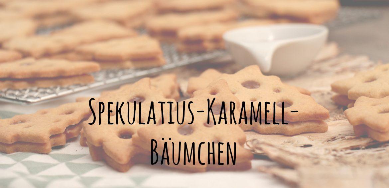 {Gastbeitrag} Spekulatius-Karamell-Bäumchen