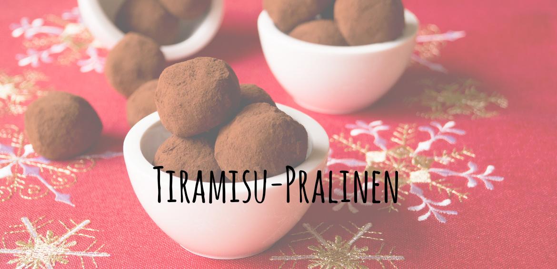 Tiramisu-Pralinen, Gastbeitrag, Danielas Foodblog, Unter dem Pflaumenbaum, Backblog